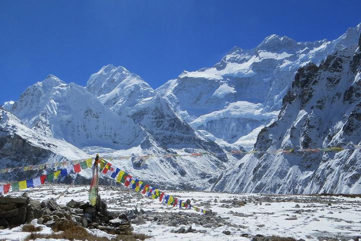 Trek au Kanchanjunga