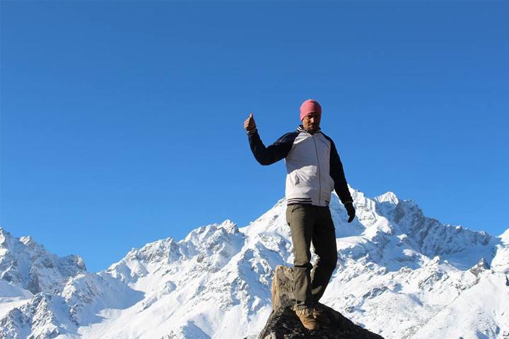 Trek dans la vallée de Langtang