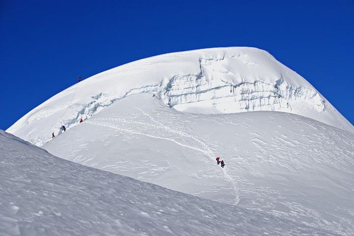 Trek dans l'Everest avec l'ascension de Mera Peak